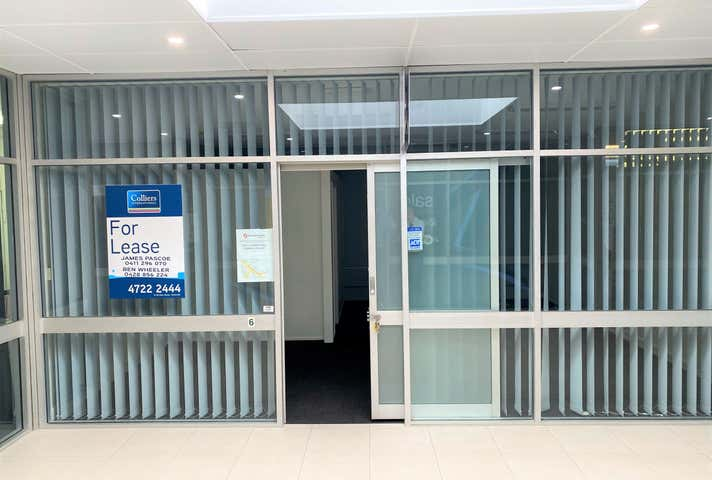 Suite 6, 95 Denham Street Townsville City QLD 4810 - Image 1