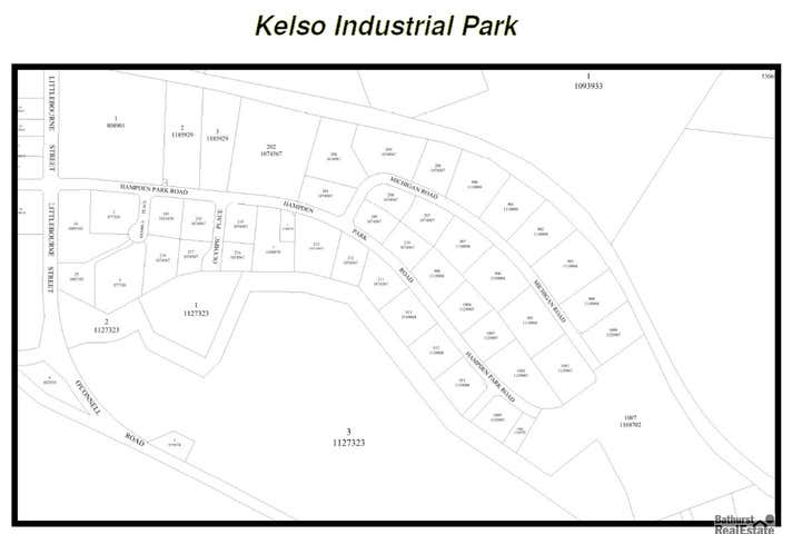 Lot 902 Michigan Road Kelso NSW 2795 - Image 1