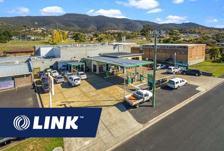 Highly Profitable Freehold service station Hobart taking $41k p/w - Image 1