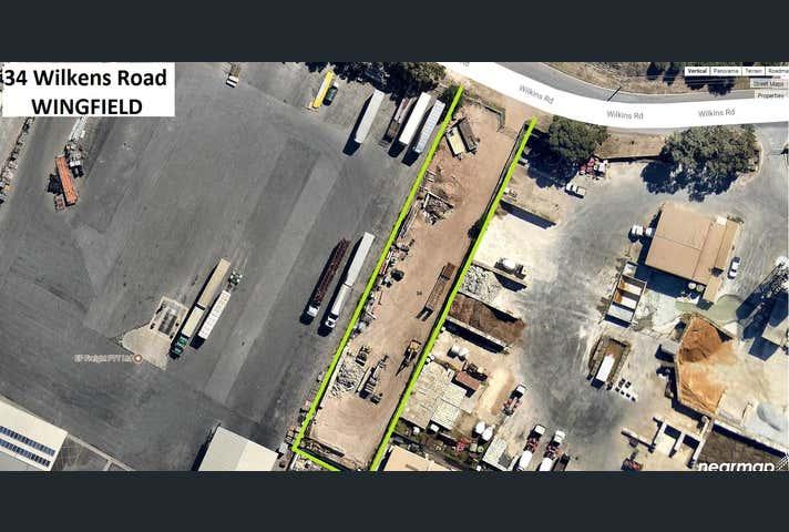 34 Wilkins Road, Wingfield, SA 5013