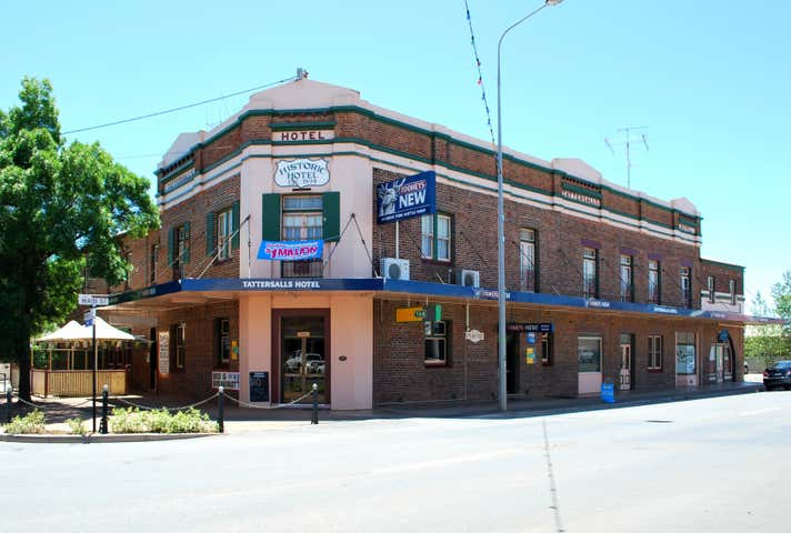 Tattersalls Hotel, 83 Main Street, West Wyalong, NSW 2671