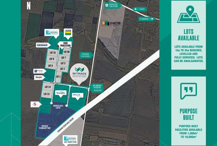 1 Witmack Industry Park Wellcamp QLD 4350 - Image 1