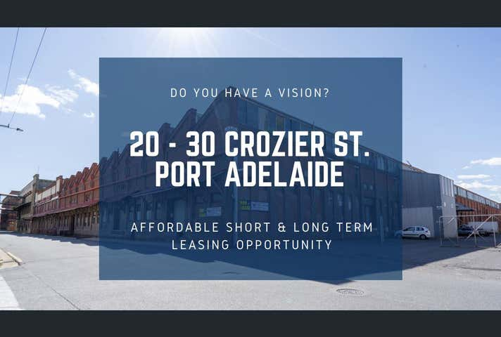 20-30 Crozier St Port Adelaide SA 5015 - Image 1