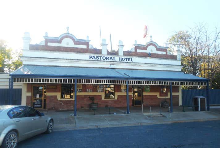 Pastoral Hotel, 26 Livingstone Street Mathoura NSW 2710 - Image 1