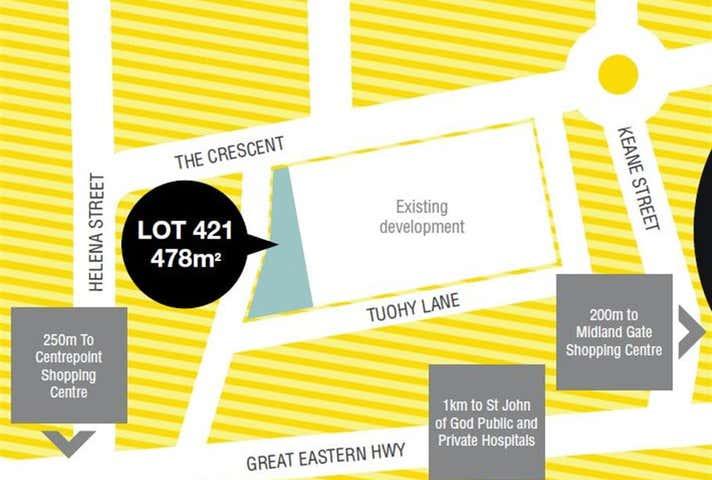 Lot 421 The Crescent Midland WA 6056 - Image 1