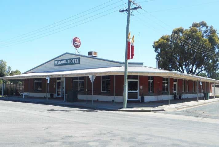 Wakool Hotel, 15 Cook Street, Wakool, NSW 2710