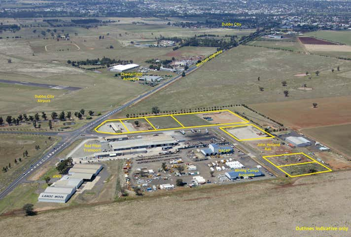 Pilon's Industrial Estate, Mitchell Highway Dubbo NSW 2830 - Image 1