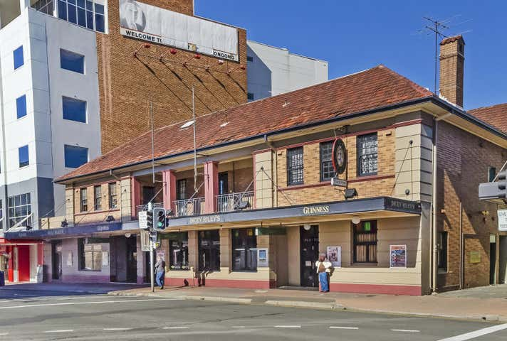 Dicey Riley's, 329-333 Crown Street Wollongong NSW 2500 - Image 1