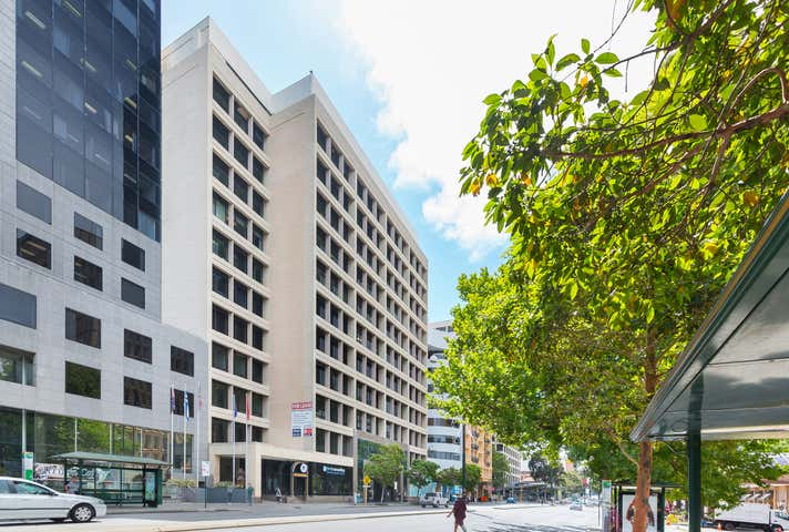 Office property for lease in perth wa 6000 pg 37 for 105 st georges terrace