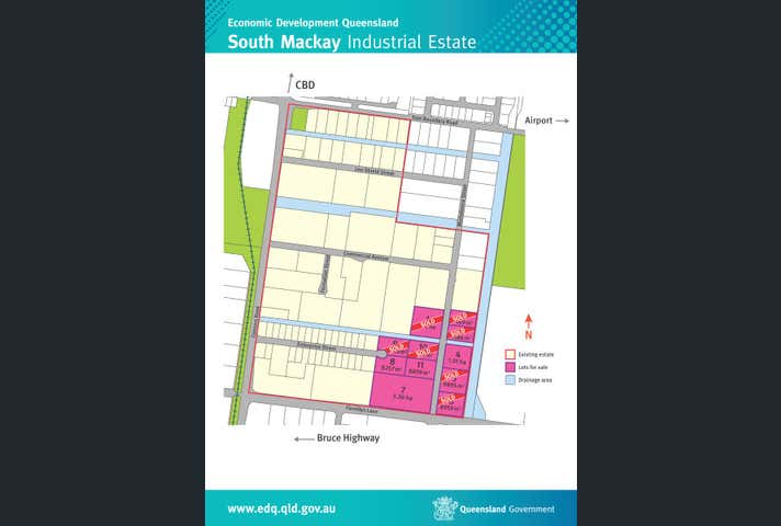 South Mackay Industrial Estate, Michelmore  Street Paget QLD 4740 - Image 1