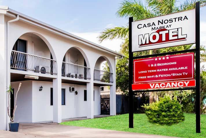 Casa Nostra Motel 30 Nebo Road West Mackay QLD 4740 - Image 1