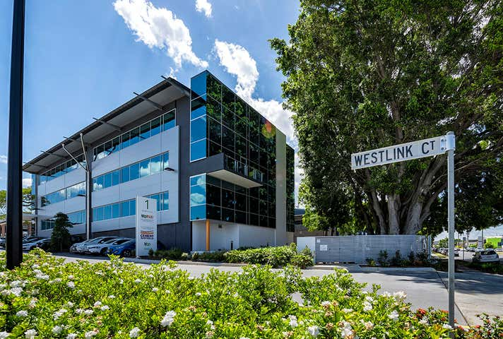 6-15 PERSON OFFICES AVAILABLE AT BTP WESTLINK GREEN , 1 Westlink Court Darra QLD 4076 - Image 1