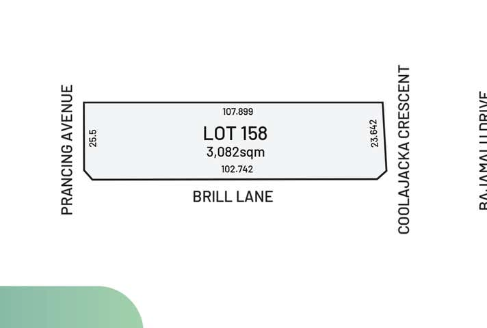 Lot 158 Corner Prancing Ave and Brill Lane Baynton WA 6714 - Image 1