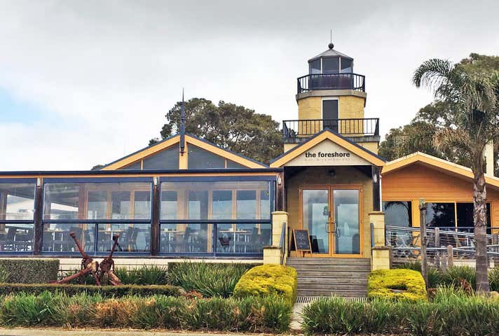The Forshore Bar & Restaurant, 11 Beach Road Rhyll VIC 3923 - Image 1