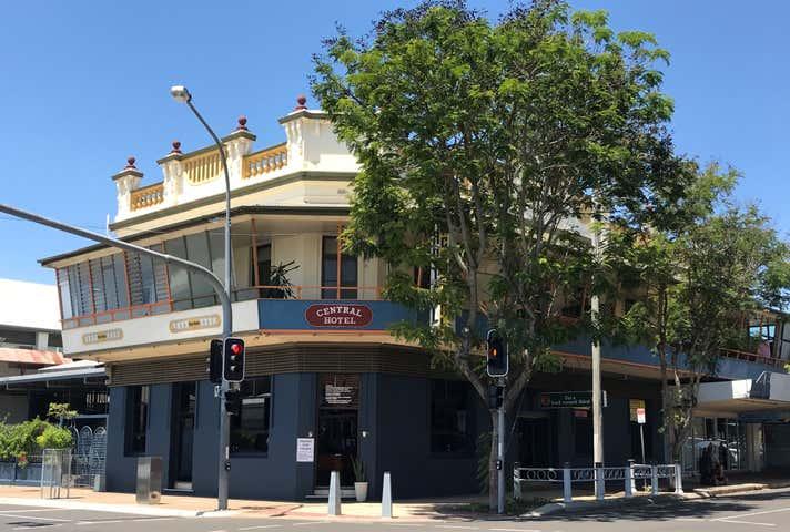 Central Hotel, 173 Adelaide Street Maryborough QLD 4650 - Image 1