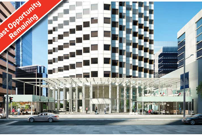 Commercial real estate property for lease in perth wa for 267 st georges terrace