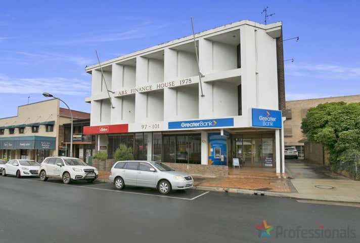 Suites 1 & 2 Level 1, 97-101 Faulkner Street Armidale NSW 2350 - Image 1