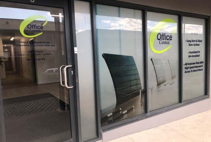 Shop 3, 1 Memorial Drive Shellharbour City Centre NSW 2529 - Image 1