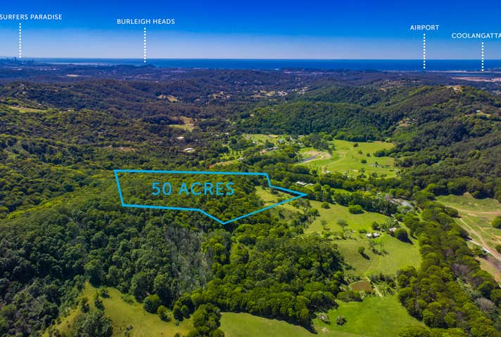 1030 Currumbin  Creek Road Currumbin Valley QLD 4223 - Image 1