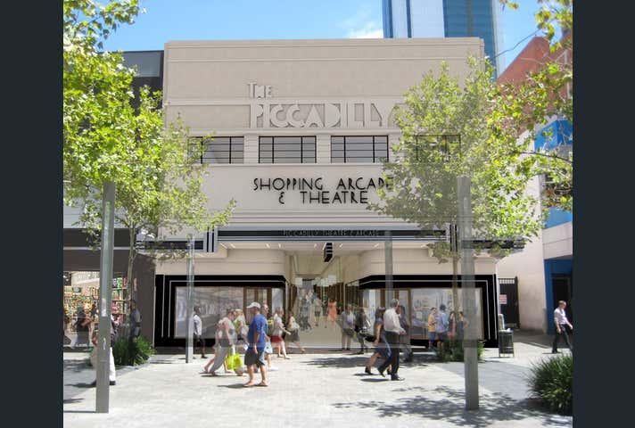 Piccadilly Arcade, 700-704 Hay Street Perth WA 6000 - Image 1