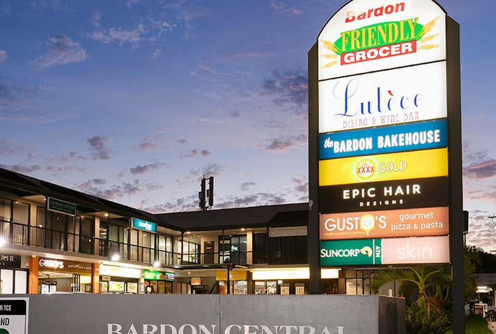 Bardon Central, Level 1, 12/62 MacGregor Terrace Bardon QLD 4065 - Image 1