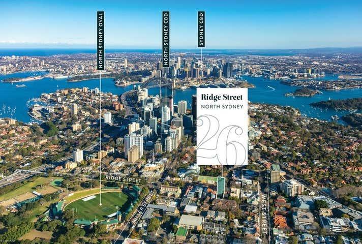 26 Ridge Street, North Sydney, NSW 2060