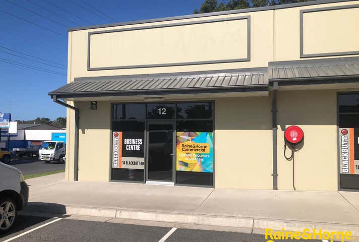 (L) Unit 12, 1A Blackbutt Road, Blackbutt Business Centre Port Macquarie NSW 2444 - Image 1