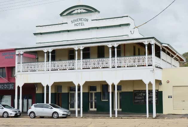 SOVEREIGN HOTEL, 807 FLINDERS STREET Townsville City QLD 4810 - Image 1