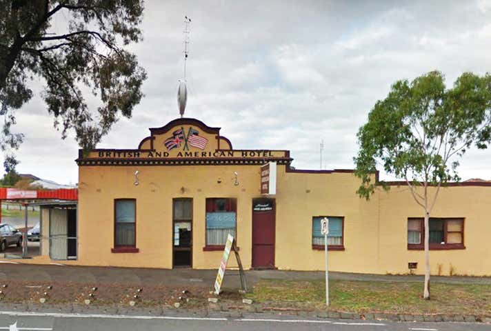 British & American Hotel, 84-86 Eaglehawk Road Bendigo VIC 3550 - Image 1