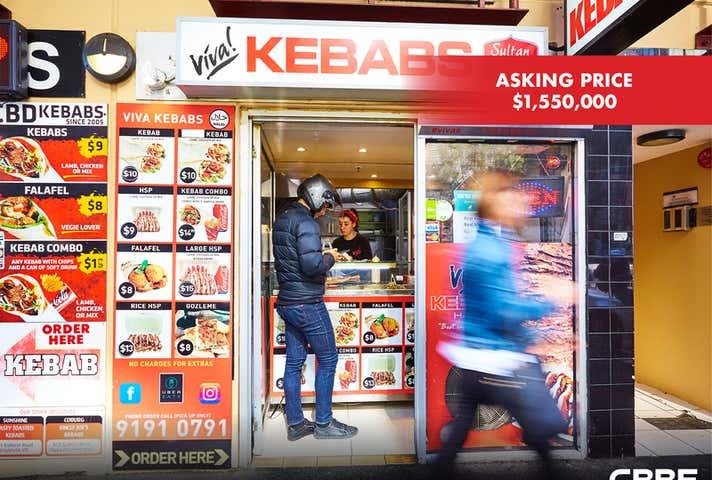 Shops 1, 2 & 3, 546-548 Flinders Street, Melbourne, Vic 3000