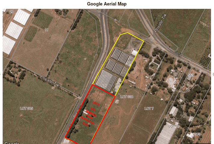 Lot 2, 575 Womma Road Penfield SA 5121 - Image 1