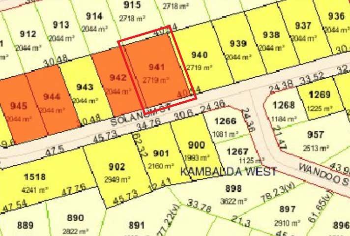 Kambalda Light Industrial, Lot 941 Solanum Street Kambalda West WA 6442 - Image 1