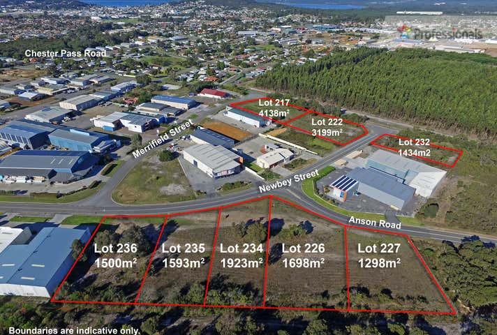 8 x Lots Milpara Industrial Estate Milpara WA 6330 - Image 1