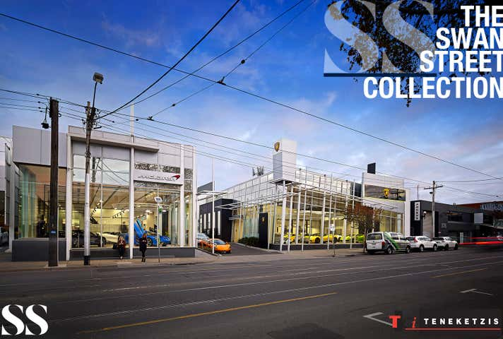 The Swan Street Collection, 362 - 368, 382 - 386 & 388 - 390 Swan Street Richmond VIC 3121 - Image 1