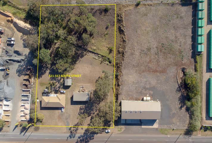 511-517 South Street Harristown QLD 4350 - Image 1