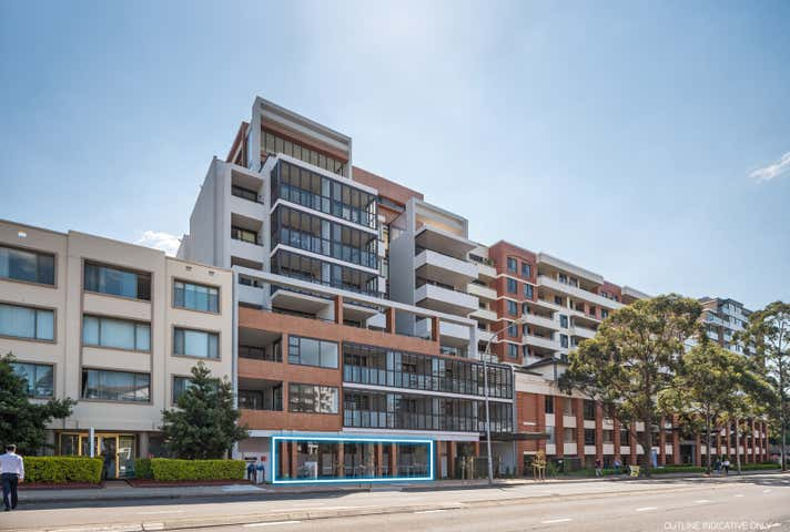 Suite 1 / 117 Pacific Highway Hornsby NSW 2077 - Image 1