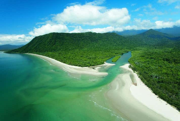 Cape Tribulation, address available on request