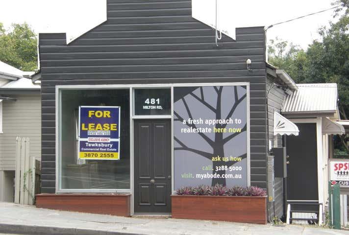 481 Milton Road Auchenflower QLD 4066 - Image 1