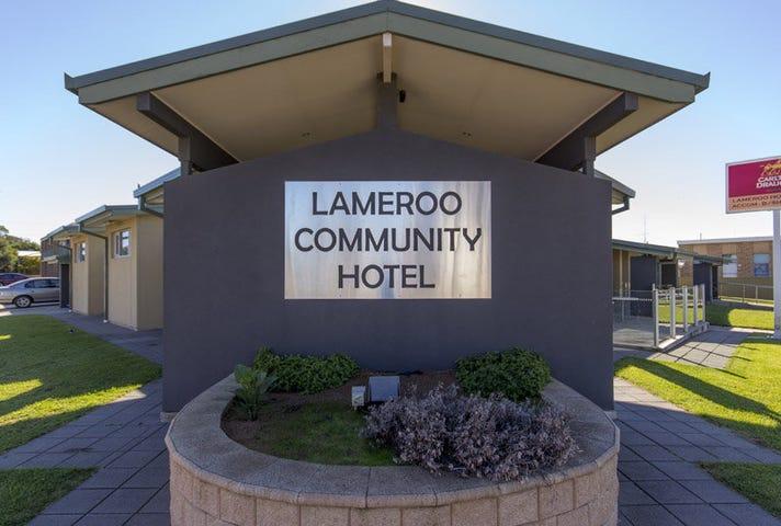 Lameroo Hotel Motel (Business Only), 90 Railway Terrace North, Lameroo, SA 5302