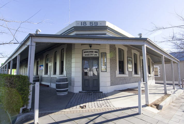 Woolshed Inn Hotel Motel (Freehold and Business WIWO), 101 Woolshed Street, Bordertown, SA 5268