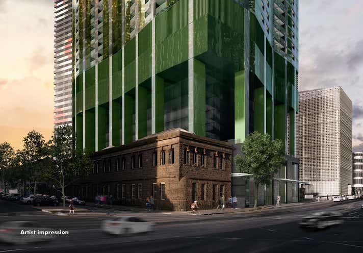 Swanston Central, 160 Victoria Street Carlton VIC 3053 - Image 1