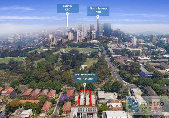 184 & 186 Falcon Street North Sydney NSW 2060 - Image 1
