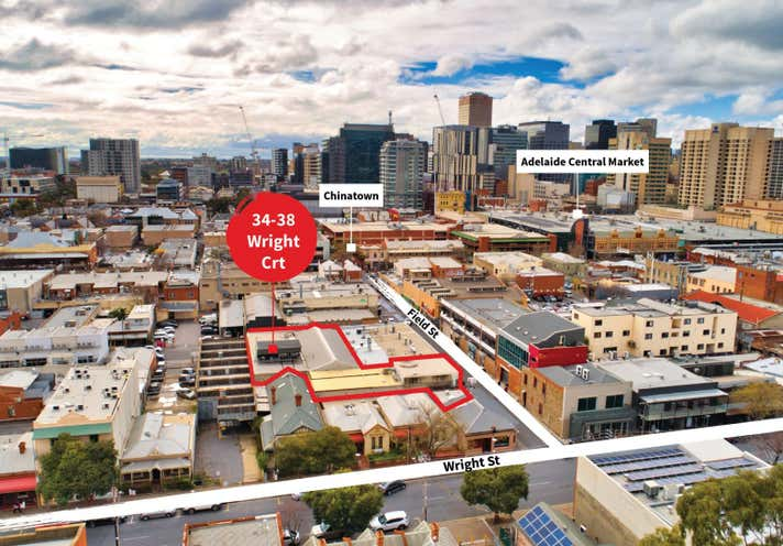 34-38 Wright Court Adelaide SA 5000 - Image 1