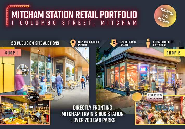 Shop 2, 1 Colombo Street Mitcham VIC 3132 - Image 7