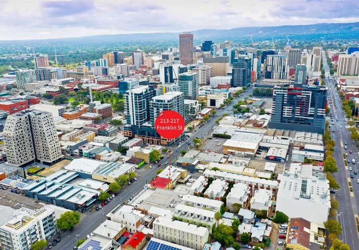 213-217 Franklin Street, Adelaide, 213-217 Franklin Street Adelaide SA 5000 - Image 1
