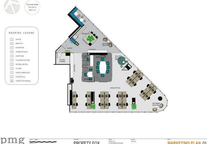 St Leonards Square, 480-490 Pacific Highway St Leonards NSW 2065 - Image 7