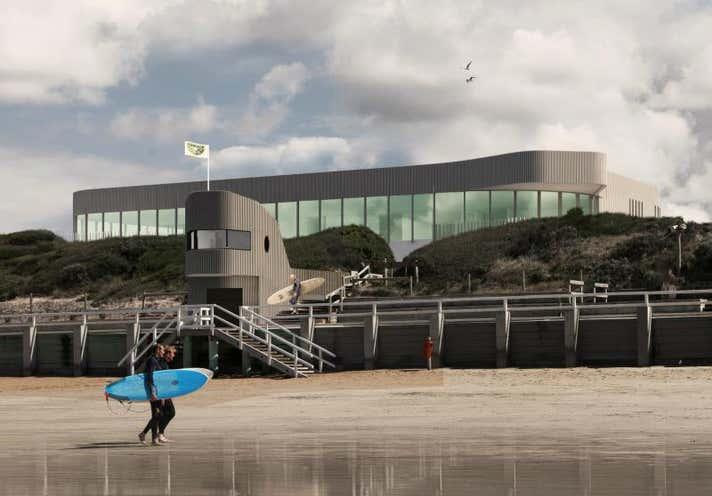 Dunes Cafe Surf Beach Road Ocean Grove Geelong VIC 3220 - Image 1