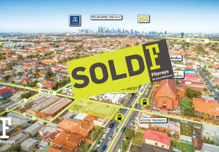 Sold Development Site & Land at Corner Melville Road & Hope