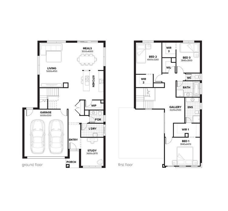 Mckinnon Floor Plan