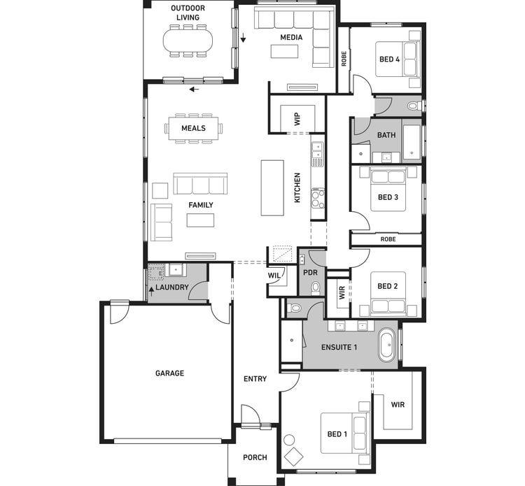 Oceania 273 Floor Plan